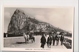 I-992 Gibraltar Vintage Postcard Rock From Neutral Ground - Postcards