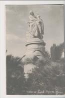 J-008 Greece Vintage Postcard Statue Of Lord Byron Real Photo - Postcards