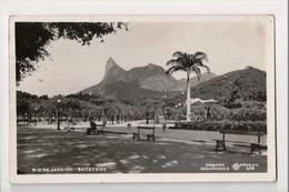 J-086 Brazil Rio De Janeiro Botafogo Real Photo Postcard Preising 695 - Postcards