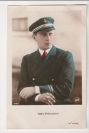 J-152 Ivan Petrovich Actor Iris Verlag Hand Colored Tinted Real Photo Postcard - Famous People