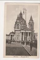 J-160 Warschau Warsaw Warsawa Poland Postcard Alexander Kirche - Postcards