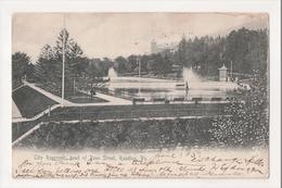 J-667 Reading Pennsylvania City Reservoir Head Of Penn Street 1905 UDB Postcard - United States