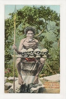 J-851 Philippines Islands Head Hunter Extreme Northern Part Of The Island - Postcards