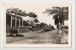 J-983 Panama RP Bella Vista Real Photo Postcard Flatau - Postcards