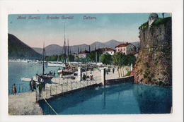K-005 Cattaro Yugoslavia Most Gurdic Brucke Gurdic Early Postcard - Postcards