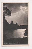 K-122 Denmark Frederiksborg Slot Castle Aften Early Postcard - Other