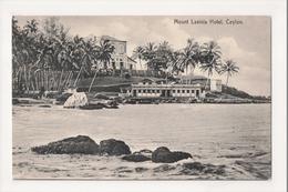 K-190 Colombo Ceylon Sri Lanka Mount Lavinia Hotel Early Postcard - Postcards