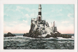 K-316 County Cork Ireland Fastnet Rock Light House Early Unused Postcard - Ireland