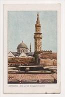 K-322 Syria Damaskus Damascus Blick Auf Die Omajjadenmoschee Postcard - Syria