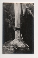K-491 Jenolan NSW Australia Lucas Cave Broken Column Real Photo Postcard - Other