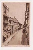 K-645 Gibraltor Main Street Scene Vintage Postcard - Gibraltar