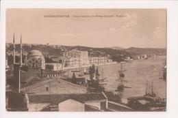 K-650 Constantinople Turkey Palais Imperial De Dolma-Bagtche Bosphore PC - Postcards