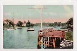 K-944 Rowayton Harbor Connecticut Vintage Postcard - Other
