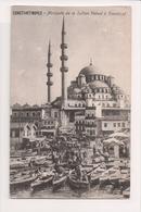 K-989 Constantinople Turkey Postcard Mosquee De La Sultan Valiae A Stamboul - Postcards