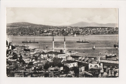 K-994 Constantinople Turkey Postcard Vue De Scutari Au Bosphore Real Photo - Postcards