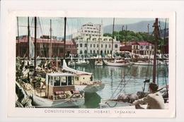 L-483 Hobart Tasmania Australia Constitution Dock Pentothal Sodium Medicine Ad - Other
