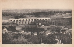91 - PALAISEAU - Panorama Sur Le Viaduc - Palaiseau