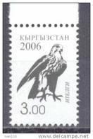 2006.Kyrgyzstan,  Definitive, Falcon, 3.00, 1v, Mint** - Kirgisistan