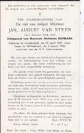 Londerzeel, Willebroek, 1956, Jan Van Steen, Hofmans - Devotion Images