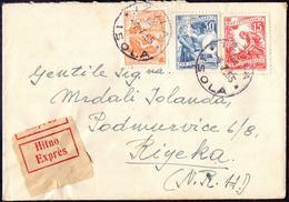 JUGOSLAVIA - TITO -  EXPRES, Letter - 1955 - 1945-1992 Socialist Federal Republic Of Yugoslavia