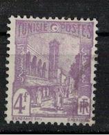 TUNISIE       N°  YVERT     286 A  OBLITERE       ( O   2/36 ) - Oblitérés