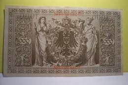1000 MARK --- BERLIN 1910 - [ 2] 1871-1918 : German Empire