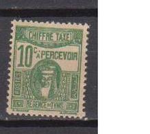 TUNISIE        N°  YVERT  :    TAXE 59   NEUF AVEC  CHARNIERES      ( Charn   2/36  ) - Tunisia (1888-1955)
