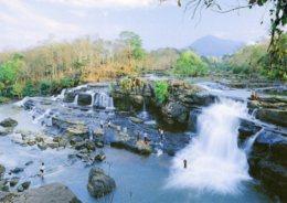CPM-LAOS- 2016.21 - Tad Hang Waterfall - Salavan - Laos