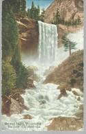 CARD   FALLS - Yosemite