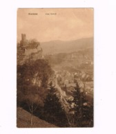 Oberstein.Altes Schloss.Ecrite En 1919 à Kreuznach. - Germania