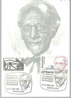 POSTMARKET  ESPAÑA  1984  IGNACIO BARRAQUER - Medicina