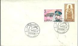 MATASELLOS  1981 VIRGEN DE MONSERRAT - 1931-Hoy: 2ª República - ... Juan Carlos I