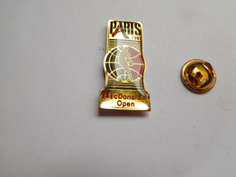 Beau Pin's , Basket , McDonald's Open , Paris 1991 - Basketball