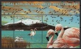 Turkey (2018) - Block -  /  Aves - Birds - Oiseaux - Vogel - Oiseaux