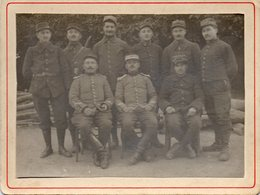 Mélicocq (OISE)  MILITAIRES 49 Eme BRIGADE D'INFANTERIE 1914 - Guerre, Militaire
