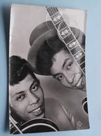 THE BLUE DIAMONDS > Uitg. Spanjersberg ( Zie Foto Details ) 1964 ! - Chanteurs & Musiciens