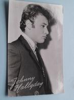 JOHNNY HALLYDAY > Uitg. Takken N° AX 5396 ( Zie Foto Details ) 1963 ! - Chanteurs & Musiciens