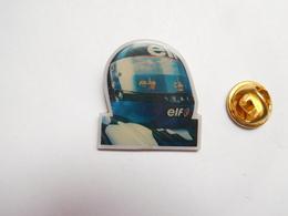 Beau Pin's , Auto F1 , Formule 1 , Casque , Carburant ELF - F1