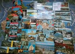 20 CART. SALUTI DA ...     (42) - Cartoline