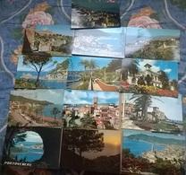 13 CART.  LIGURIA    (44) - Cartoline