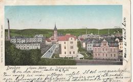 ALLEMAGNE - DEUBEN  Johannisstrasse - Allemagne