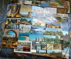 35 CART.  MONDO   (46) - Cartoline