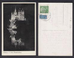 Ansichtskarte Limburg An Der Lahn Mit Dombeleuchtung - Ansichtskarten