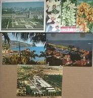5 CART.  PORTOGALLO   (47) - Cartoline