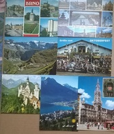 7 CART.  EUROPA    (48) - Cartoline
