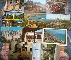 11 CART.  SPAGNA   (49) - Cartoline