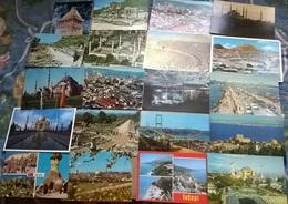 20 CART.  TURCHIA   (50) - Cartoline