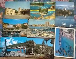 8 CART.  EX JUGOSLAVIA   (51) - Cartoline