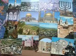 15 CART.  ISRAELE   (52) - Cartoline