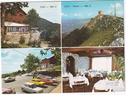 Istria: SIMCA 1100, ZASTAVA 1100, VW PASSAT, KÄFER/COX, RENAULT 6, 4 - Ucka - Vojak - Dom - (Croatia, YU.) - Toerisme